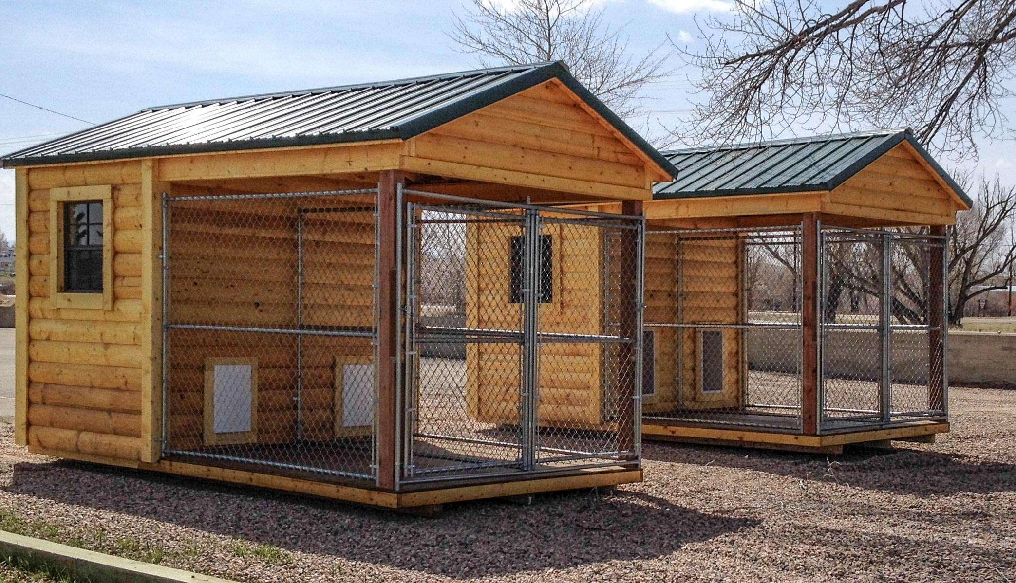 Pet kennels teton structures for Dog boarding kennel designs