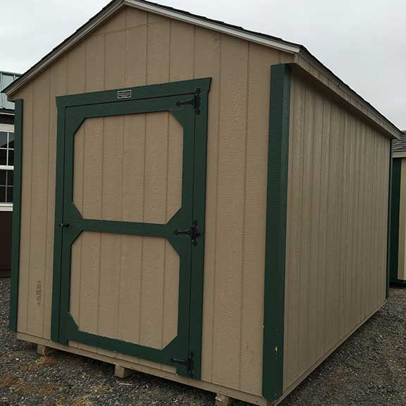 SOLD* New Price $1785 plus tax | Used 8 x 12 Shed For Sale